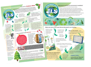 ELS Newsletters Now Available